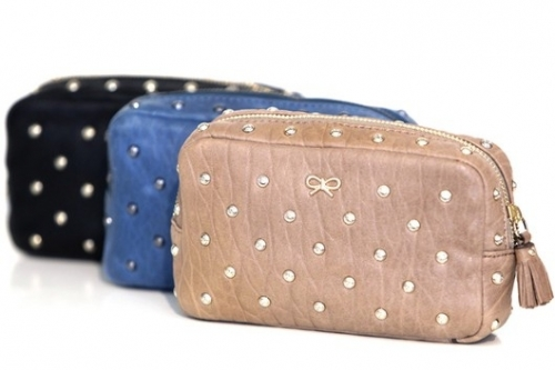 Anya Hindmarch spring 2011 pouches