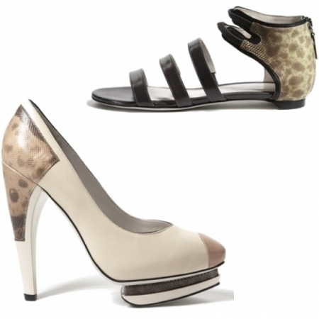Jason Wu SS 2011 Shoes