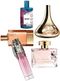 5 Perfumes for Fall/Winter 2010-2011