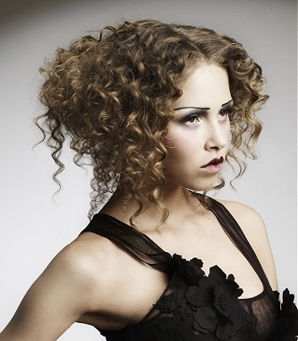 New Curly Hair Styles Ideas