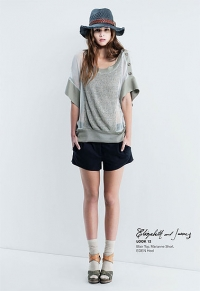 Elizabeth and James Spring 2011 Lookbook