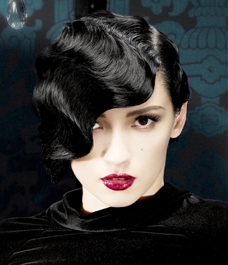 Retro Chic Hairstyles for