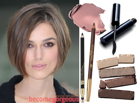 keira knightley eye makeup. Keira Knightley Celebrity