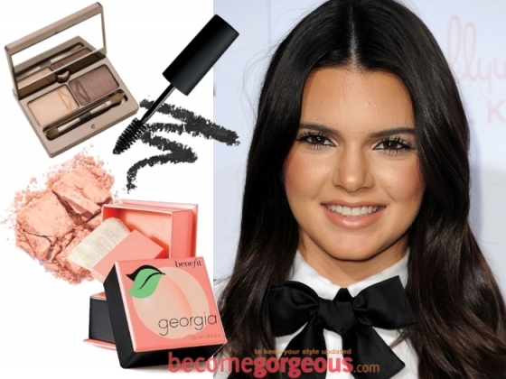Kendall Jenner Makeup Celebrity Style