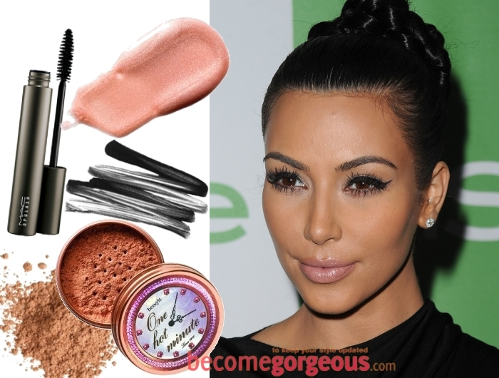 Minute Casual Makeup Tips Inspired Celebrities
