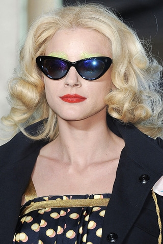 red cat eye sunglasses. Cat Eye Sunglasses read more