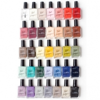 American Apparel Launched 12 New Nail Polish Shades