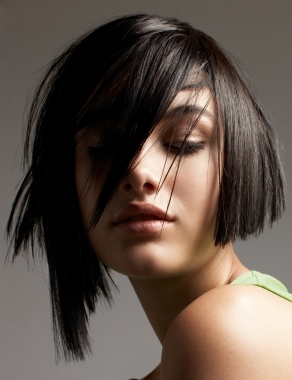 Inverted  Hairstyles on Stylish Teen Bob Hairstyles Ideas