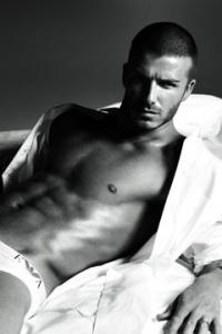 David Beckham Confirms Underwear Line