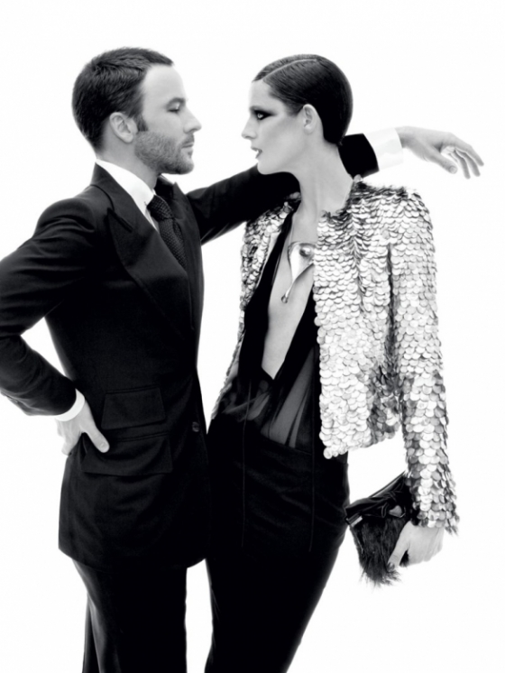 Tom Ford Spring 2011 womens preview