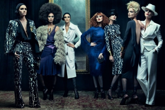 Tom Ford womenswear collection preview