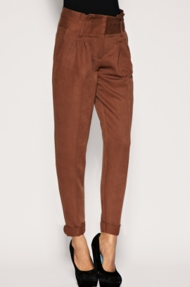 Peg leg pants fall winter 2011