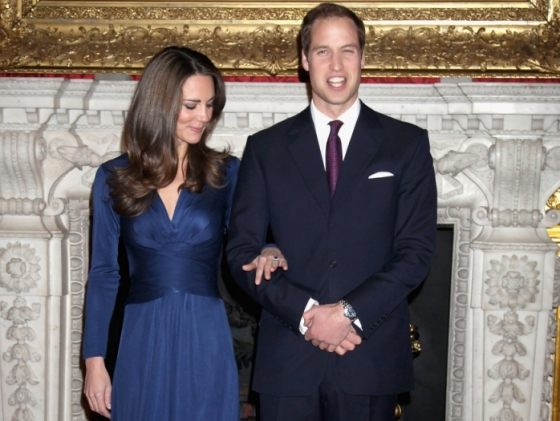 Prince Harry Engaged to Kate Middleton