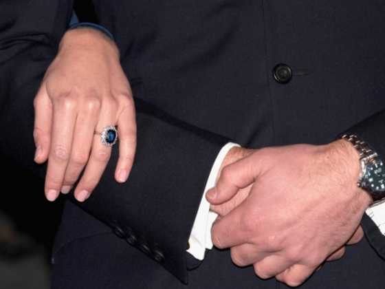 Prince William Ring Engagement