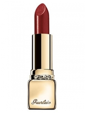 Guerlain Christmas Kiss Kiss Strass Rouge Imperial 323