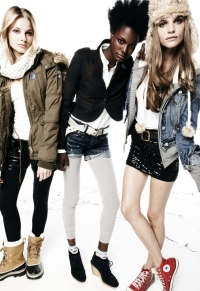 American Eagle Holiday 2010 Lookbook