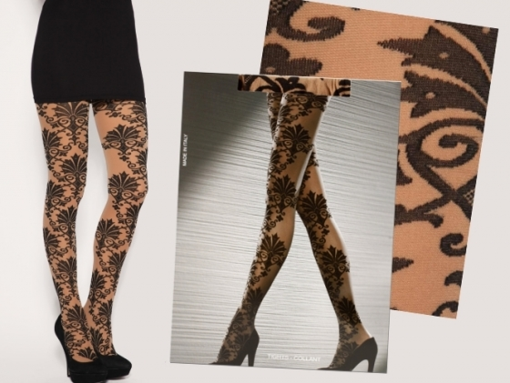 Tattoo Tights trend