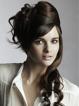 Party Half Updo Hairstyles