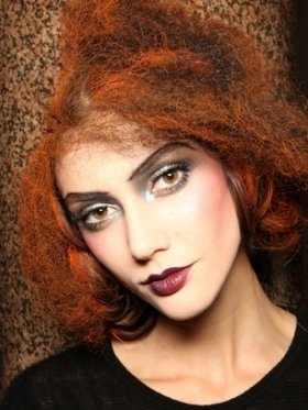 Dramatic Lip Makepu sprign 2011 Trends