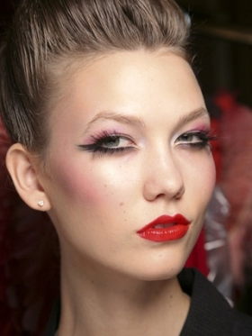 Red Lips Spring 2011 Make Trend