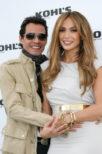 Jennifer Lopez and Marc Anthony Launch Lifestyle Brand for Kohl's