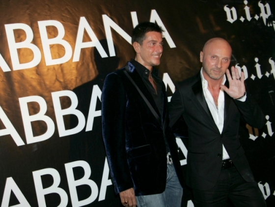 Dolce & Gabbana duo charged with tax evasion