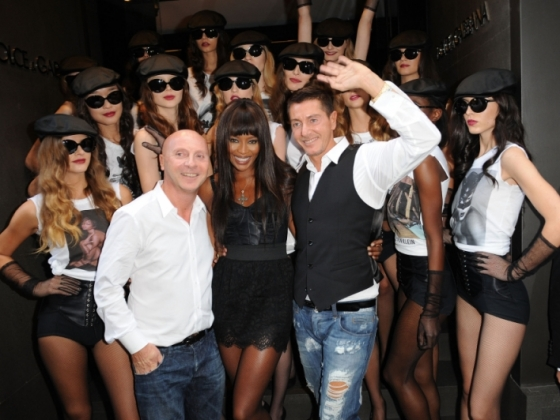Designers Dolce and Gabbana Tax Evasion Charges