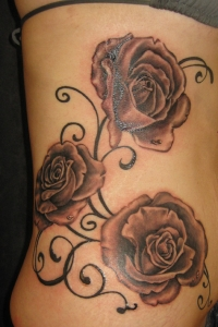 Cool Rib Tattoo Designs
