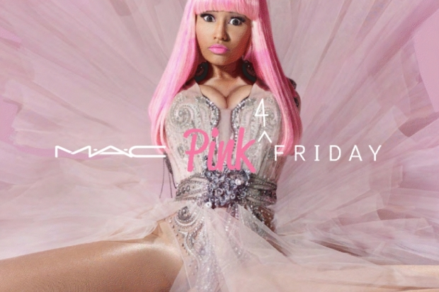 Pink 4 Friday Nicki Minaj MAC Lipstick