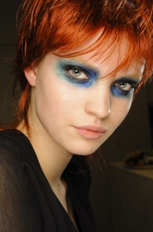 cool eye makeup styles. a flawless makeup style.
