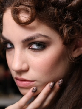 Smokey Eyes Makeup 2011