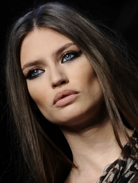 Cat Liner eyes makeup 2011