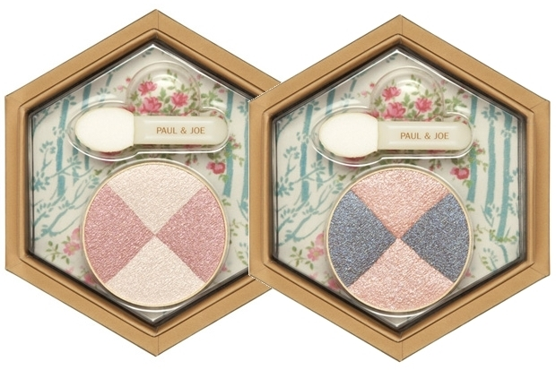 Paul and Joe Wildflowers Makeup Collection SS2011