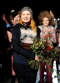 Vivienne Westwood Refuses to Wash Clothes too Often