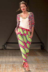 Spring/Summer 2011 Fashion Prints