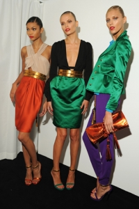 Spring/Summer 2011 Fashion Color Trends