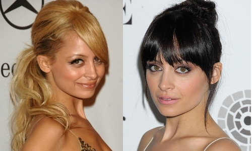 Besides being a style icon of our times, Nicole Richie also managed to become a real hair trend goddess, who tries out all the new hair styling techniques and makes a real statement with her chic hair tone. Going blonde was no question for Nicole and her desire to stick to it for long long years obviously reveals that she knew how to bring out her skin tone and features. Going brunette was indeed a tricky decision but as expected she rocked the look with mastery.<br />