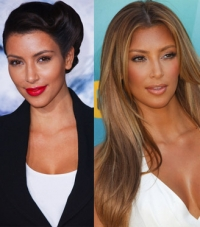 Blonde vs. Brunette Celebrity Hair Styles