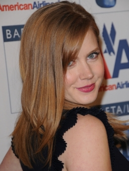 Amy Adams Red Hair Color 2010