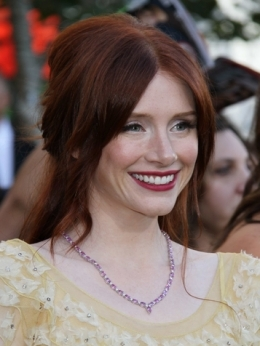 Bryce Dallas Howard Red Hair Color 2010
