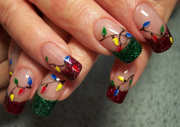 Christmas nail design ideas find out which are the most revealing colors used in this season and learn how to apply the most voguish christmas nail design ideas with the must have nail solutioingenieria Gallery