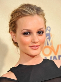 Leighton Meester Makeup Looks