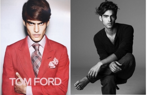 Jon Kortajarena is one of the most sought-after models of our times only at the fragile age of 25. Originating from Spain, Jon worked in the campaigns of Etro, Lagerfeld, Pepe Jeans as well as Versace and Giorgio Armani. His most valued collaboration recently is with Tom Ford. One of hist best assets as he claims is his romantic personality.<br /><br />