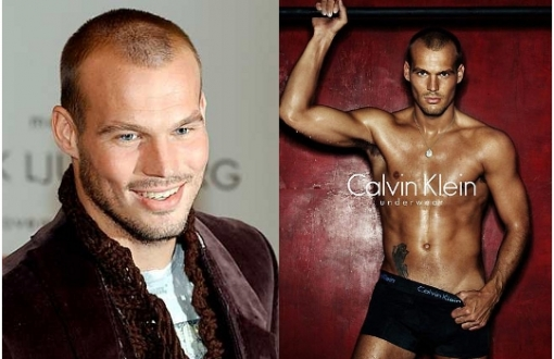 The 33 years old Swedish footballer is one of the leading stars of the Chicago Fire soccer team. However it seems that he was also thrilled to accept the offer of Calvin Klein to popularize their underwear collection for 2007. Besides being a sportsman Fredrik is also a male model collaborating with other great brands as Procter and Gamble as well as Puma and Nike.<br /><br />