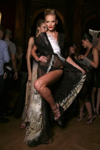 Spring/Summer 2011 Feathers Style Trend