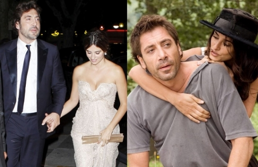 The award-winning actors Javier Bardem and Penelope Cruz have already a past when shooting the movie Jamon, Jamon back in 1992, still they decided to plan a common future only in 2008 when the blockbuster movie Vicky, Cristina, Barcelona brought them together. Their on screen collaboration bloomed and turned into a real life romance which was crowned with a secret wedding as well as the fabulous news of Penelope Cruz expecting their first baby.<br />