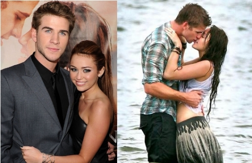 The two main characters of the fab romantic drama Last Song. The couple confirmed dating right from the beginning of the shooting, still call it quits this August. The romance was indeed in the air especially as the couple was caught holding hands and kissing off the screen. However the teen romance might not have the expected future therefore Miley and Liam go on separate ways from now on.<br />