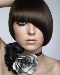 On Trend Short Glam Hair Styles