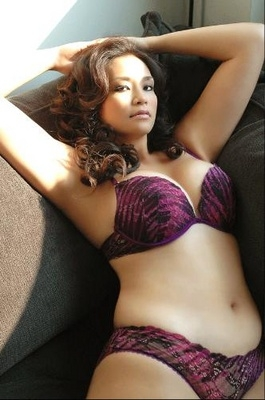thick hot asian