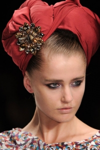 Spring Summer 2011 Turban Trends